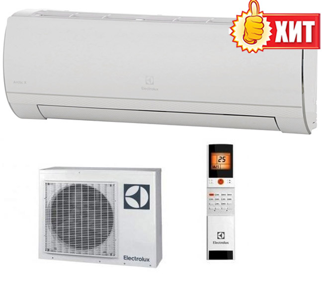 Electrolux Arctic X Super DC Inverter