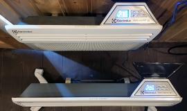 Универсальный монтаж Electrolux Air Heat 2