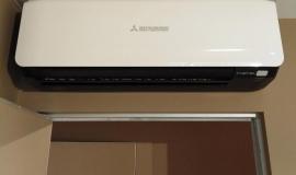 Mitsubishi Heavy интеграция с вентиляцией