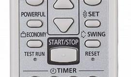 Пульт управления кондиционера Fujitsu