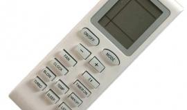 Пульт для мобильного кондиционера Gree Purity R32